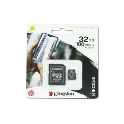 KINGSTON microSDHC SDCS2 32GB C10