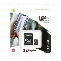 KINGSTON microSDXC SDCS2 128GB C10