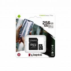 KINGSTON microSDXC SDCS2 256GB C10