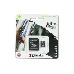KINGSTON microSDXC SDCS2 64GB C10