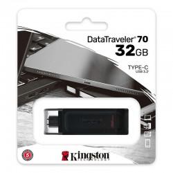 KINGSTON PENDRIVE DT70 32GB TYP C 3.2