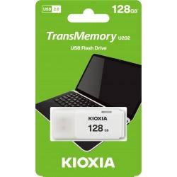 KIOXIA HAYABUSA USB 2.0 128GB white