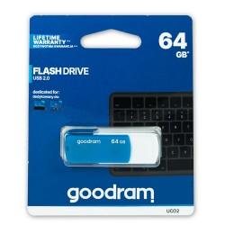 PENDRIVE GOODRAM 64GB USB 2.0 MIX