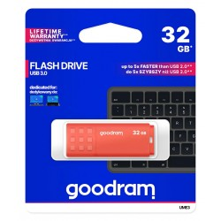 PENDRIVE GOODRAM UME3 32GB USB 3.0 orang