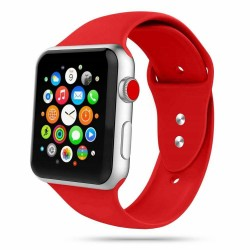 TECH-PROTECT ICON APP WATCH2 3/4/5/6 red