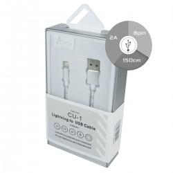 USB CABLE ACURA LIGHTNING CU1 1.5M BOX white