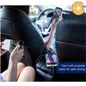 Pellicola Vetro Temperato anti BLU copertura totale per iPhone 6, 6S