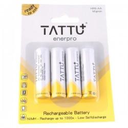 Akumulatory NiMH Tattu 2100mAh 1.2V LR6/AA