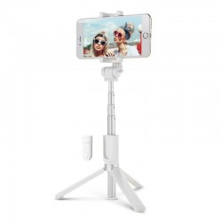 BlitzWolf BW-BS3 Selfie Stick Tripod 3in1 White