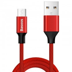 Baseus Yiven Micro USB cable 150cm 2A (red)