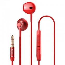 Baseus Encok H06 Earphones - Red