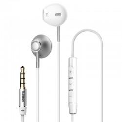 Baseus Encok H06 Earphones - Silver
