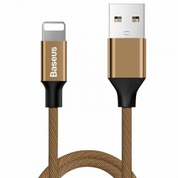Baseus Yiven Lightning Cable 120cm 2A - brown